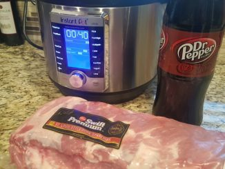 Instant Pot Dr Pepper Ribs