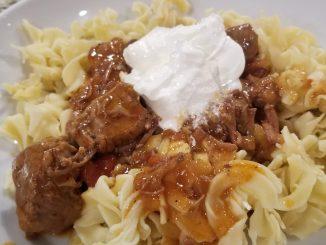 Instant Pot Hungarian Goulash
